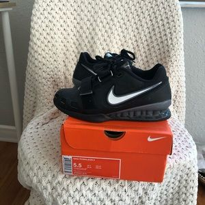 Nike Romaleos 2 M5.5/W7 for weightlifting